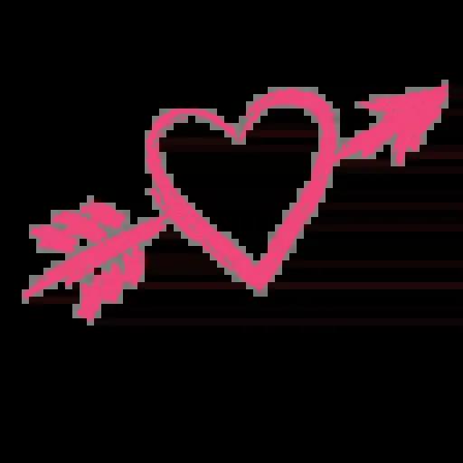 Hearts - Sticker 24