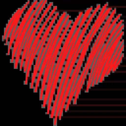 Hearts - Sticker 22