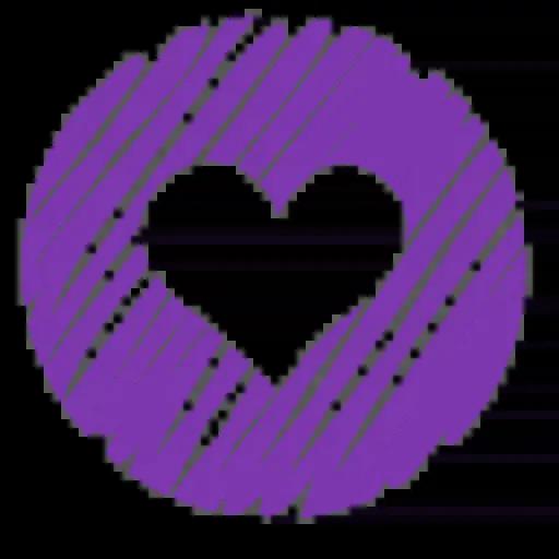 Hearts - Sticker 19