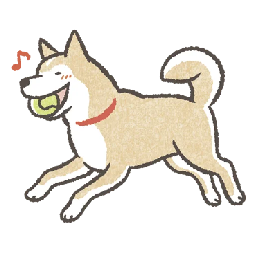 Shiba4 - Sticker 2