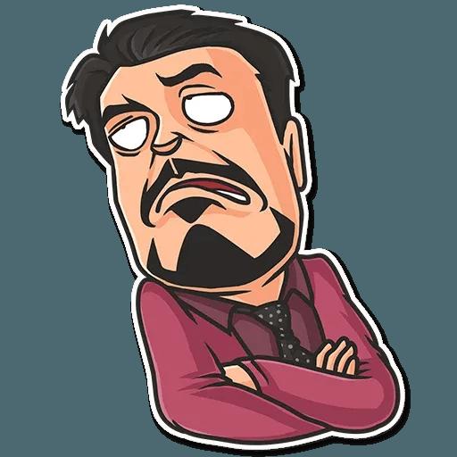 Rage Faces - Sticker 13