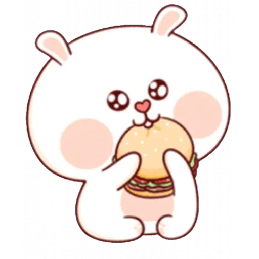 bear w mask - Sticker 18