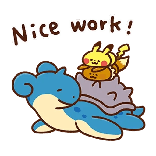 pokemon - Sticker 1