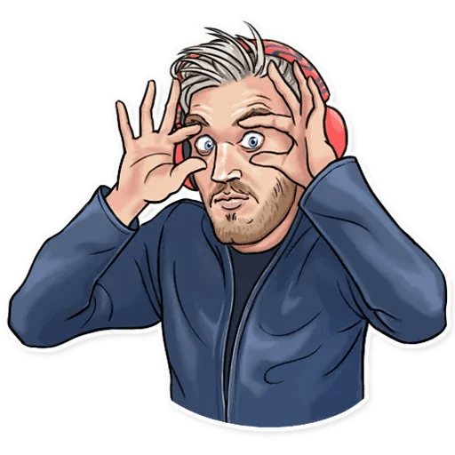 PewDiePie - Sticker 4
