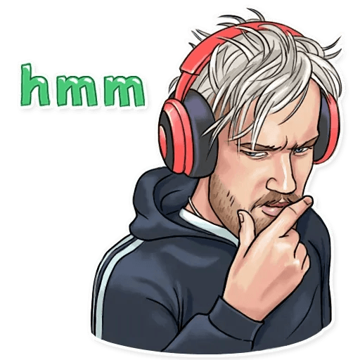 PewDiePie - Sticker 11