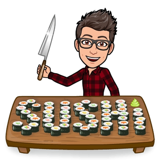 BitMoji 6 - Sticker 27