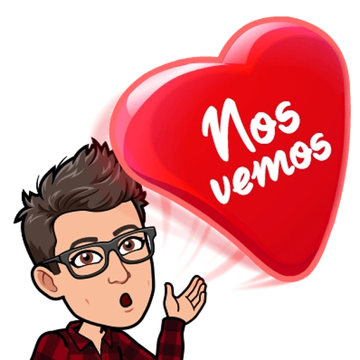 BitMoji 6 - Sticker 22