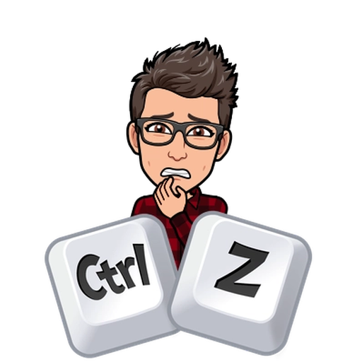BitMoji 6 - Sticker 12