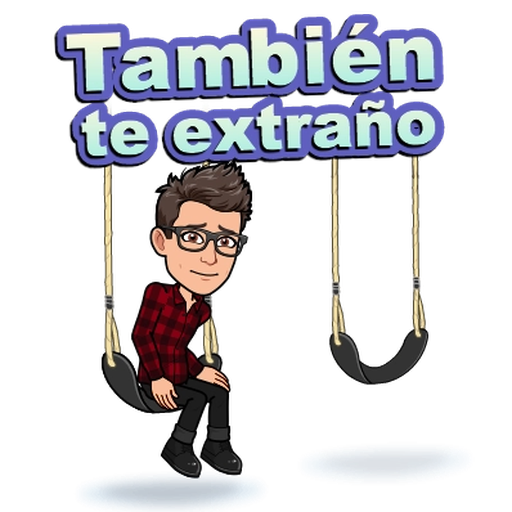 BitMoji 6 - Sticker 13