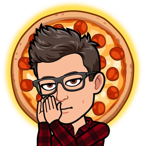 BitMoji 6 - Sticker 24