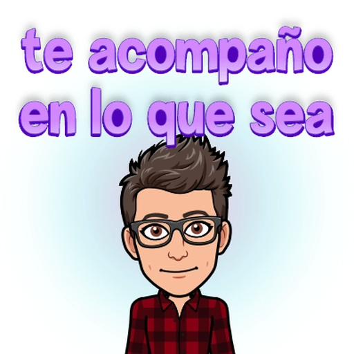 BitMoji 6 - Sticker 23