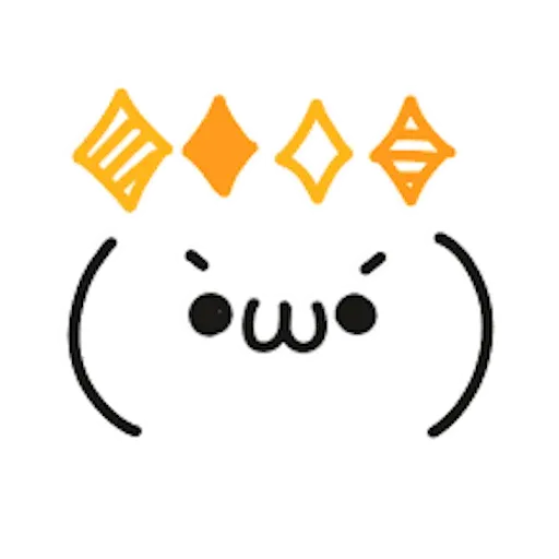 Kawaii Emoji - Sticker 11