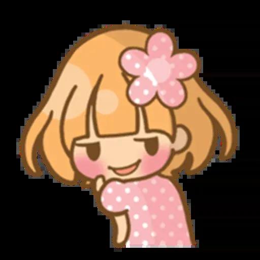 Twin Blonde - Sticker 12