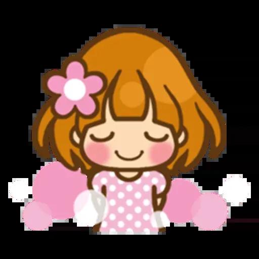 Twin Blonde - Sticker 13