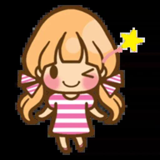 Twin Blonde - Sticker 24