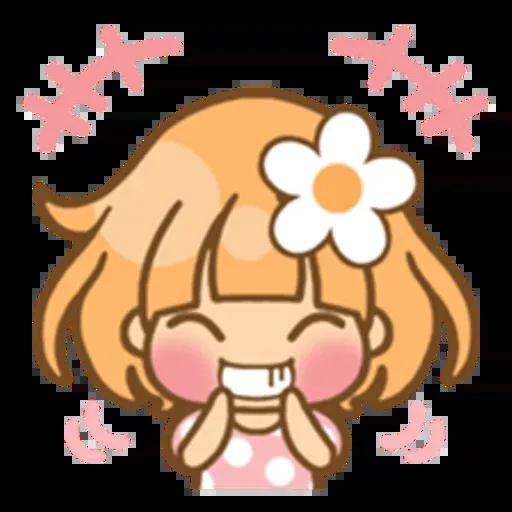 Twin Blonde - Sticker 17