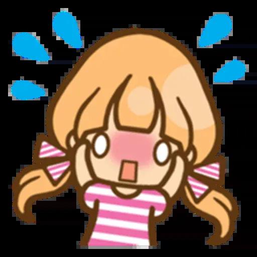 Twin Blonde - Sticker 22