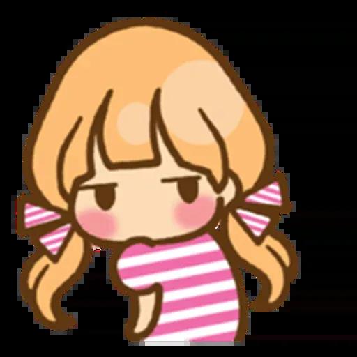 Twin Blonde - Sticker 20