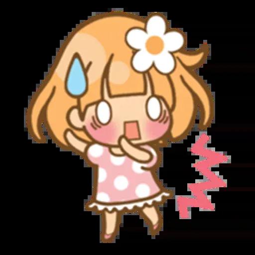 Twin Blonde - Sticker 21