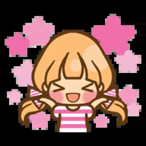 Twin Blonde - Sticker 9