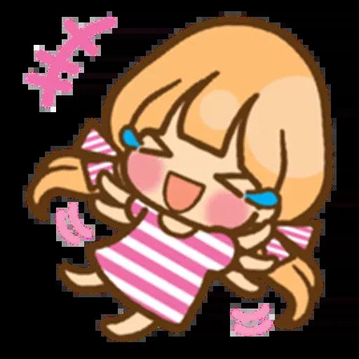 Twin Blonde - Sticker 16