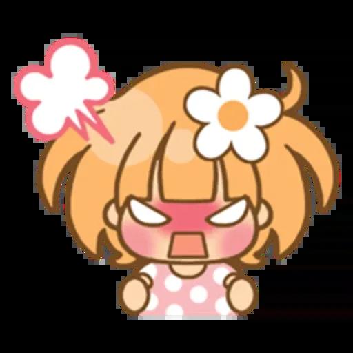 Twin Blonde - Sticker 25
