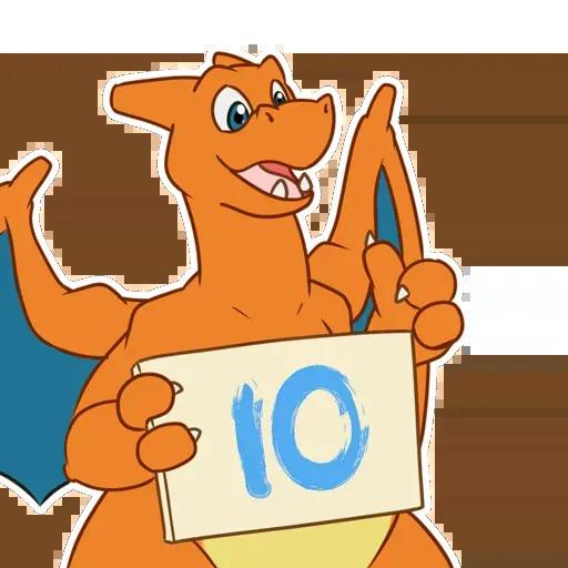 Dragons 2 - Sticker 8