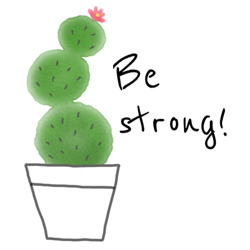 Positive Sticker Pack - Sticker 2