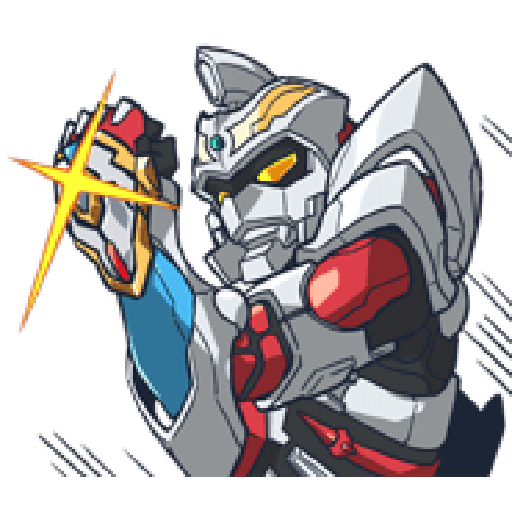 SSSS.GRIDMAN - Sticker 8