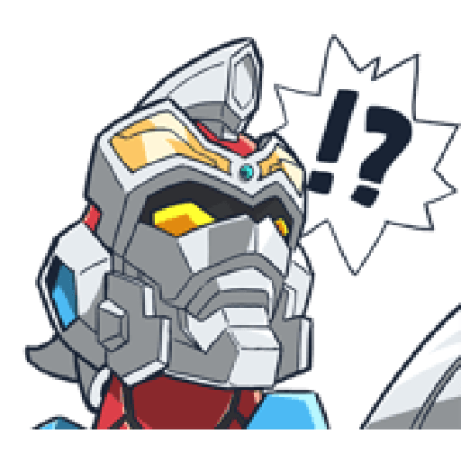 SSSS.GRIDMAN - Sticker 27