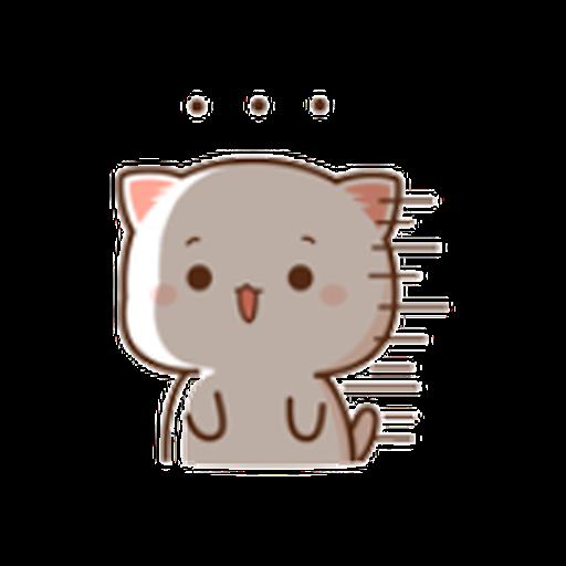 蜜桃猫11 - Sticker 14