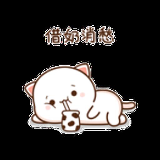 蜜桃猫11 - Sticker 18