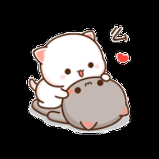 蜜桃猫11 - Sticker 15