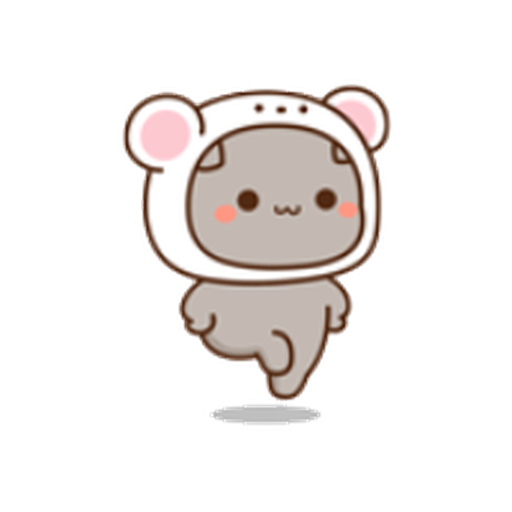 蜜桃猫11 - Sticker 4