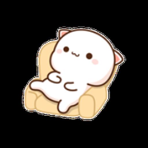 蜜桃猫11 - Sticker 16