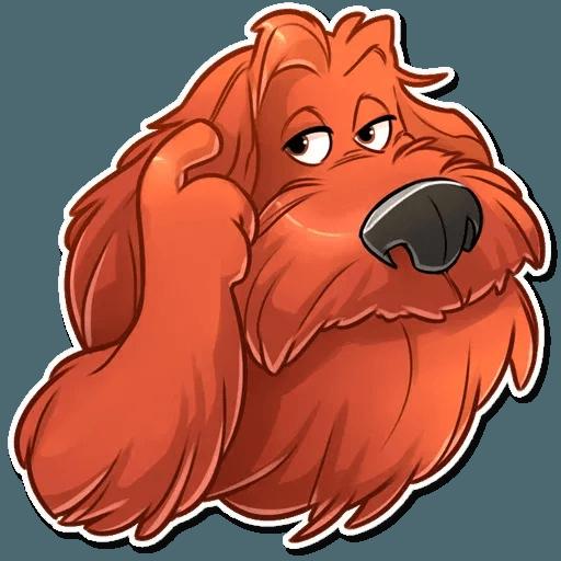 The secret life of pets - Sticker 23