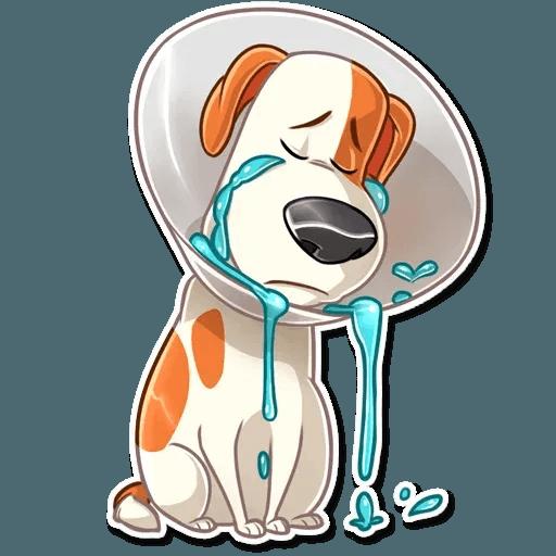 The secret life of pets - Sticker 7