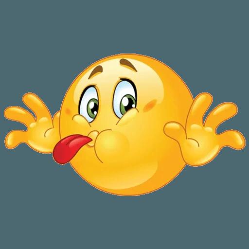 Emoticon - Sticker 1
