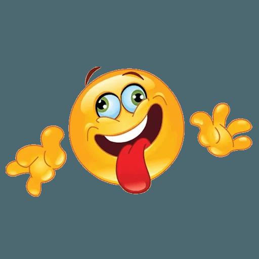 Emoticon - Sticker 3