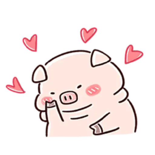 Piggy - Sticker 17