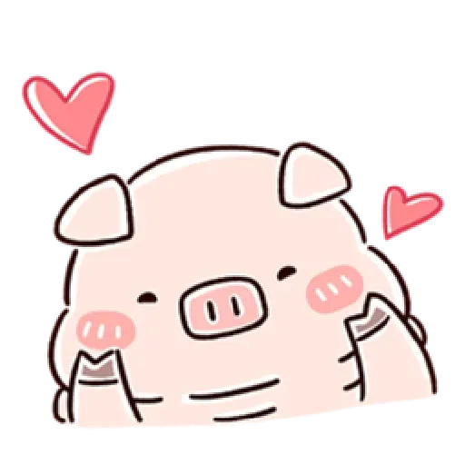 Piggy - Sticker 6