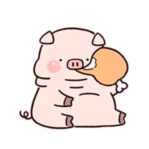 Piggy - Sticker 29