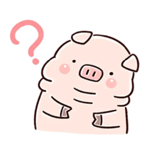 Piggy - Sticker 19