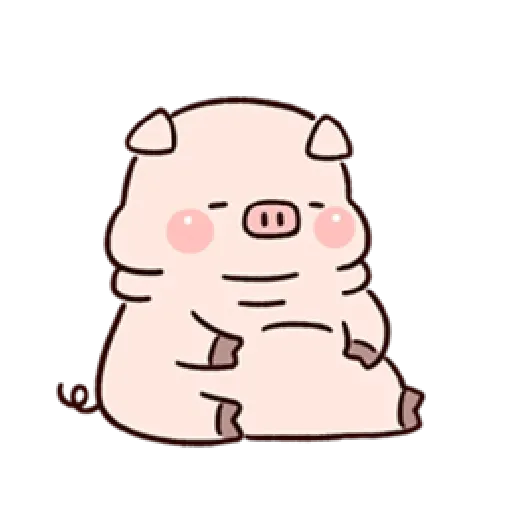 Piggy - Sticker 27