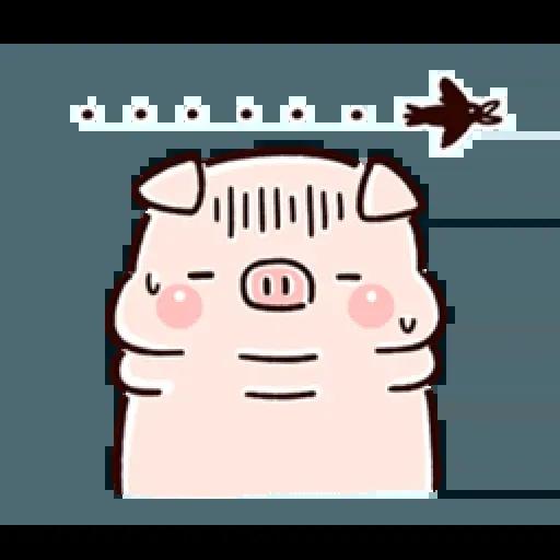 Piggy - Sticker 23