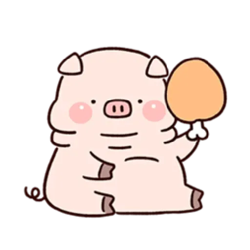 Piggy - Sticker 28