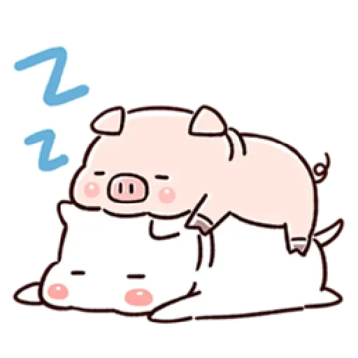 Piggy - Sticker 25
