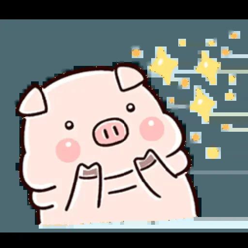 Piggy - Sticker 11