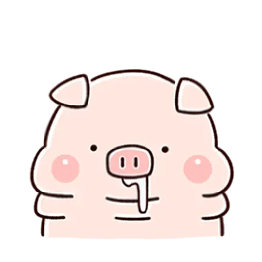 Piggy - Sticker 9