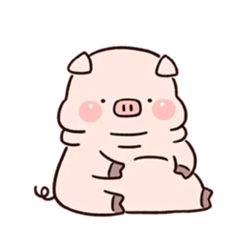 Piggy - Sticker 26